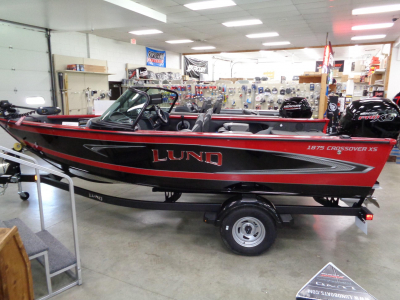2020 Lund 1875 Crossover XS for sale in Hales Corners, Wisconsin