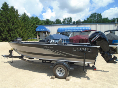 Power Boats - 2020 Lund 1875 Impact SS for sale in Princeton, Wisconsin
