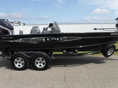 Power Boats - 2012 Lund 2010 Predator SS for sale in Clearwater, Minnesota at $38,500