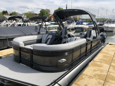 Power Boats - 2019 Manitou XPlode RFX 25 SHP Dual for sale in Cornelius, North Carolina at $138,295