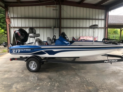 Power Boats - 2021 Nitro Z17 for sale in Harrison, Tennessee at $30,720