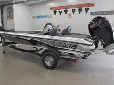 Power Boats - 2021 Nitro Z18 for sale in Lansing, Michigan at $33,595