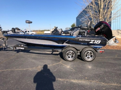 Power Boats - 2021 Nitro Z18 for sale in Mooresville, North Carolina at $33,595
