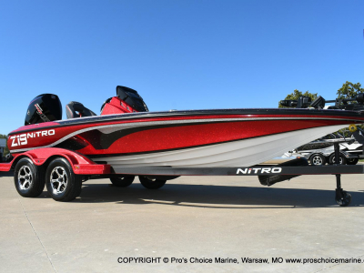 Power Boats - 2020 Nitro Z19 Pro for sale in Warsaw, Missouri at $46,610
