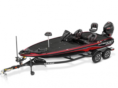 Power Boats - 2020 Nitro Z20 for sale in Arma, Kansas at $51,605