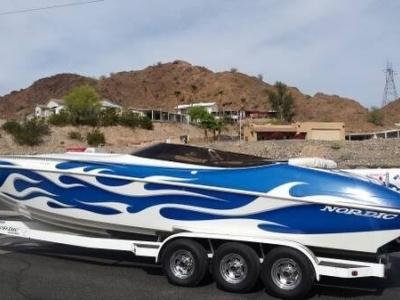 2006 Nordic Tugs Heat 28 Mid-Cabin for sale in Goodyear, Arizona at $84,000