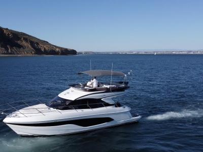 Power Boats - 2021 Princess 45 Flybridge for sale in San Diego, California