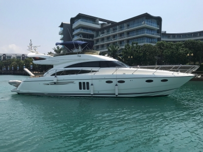 2010 Princess 58 for sale in Singapore,  at $777,837