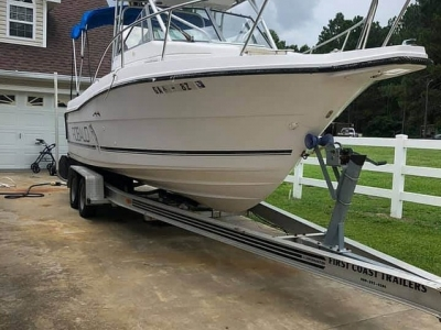 Power Boats - 1995 Robalo 2440 Walkaround for sale in Alma, Georgia at $17,750