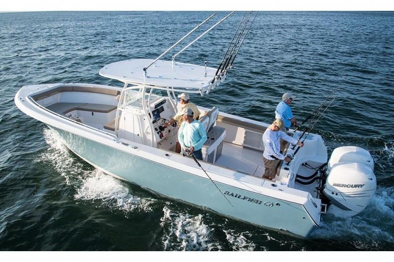 2021 Sailfish 320 CC for sale in Stuart, Florida (ID-1467)