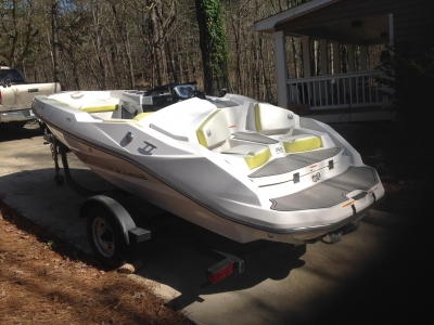 Power Boats - 2017 Scarab 165G for sale in Lake Oconee, Georgia at $17,300