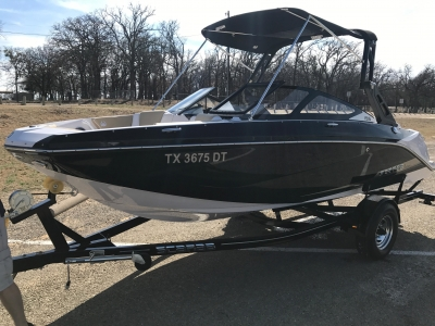 Power Boats - 2017 Scarab 195 H.O. Platinum for sale in Park Hills, Missouri at $35,400
