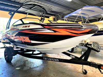 Power Boats - 2015 Scarab 195 H.O. Platinum for sale in Jacksonville, Florida at $34,999