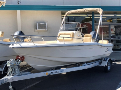 2021 Scout 175 Sport Fish for sale in Ontario, California