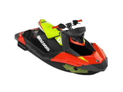 Power Boats - 2020 Sea-Doo Spark® Trixx™ 3-up Rotax® 900 H.O. ACE™ IBR & CONV for sale in Rocky Mount, North Carolina