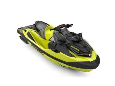 2019 Sea-Doo RXT®-X® 300 IBR & Sound System Neon Yellow and Lava Grey for sale in Rocky Mount, North Carolina at $14,496
