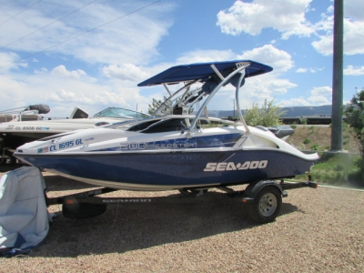 Power Boats - 2008 Sea-Doo Sport Boats 200 Speedster for sale in Grand Junction, Colorado at $18,000