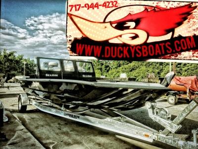 Power Boats - 2021 SeaArk Predator 220 Hybrid for sale in Middletown, Pennsylvania