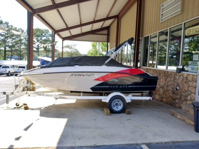 Power Boats - 2021 Starcraft SVX 171 OB Deck Boat for sale in Acworth, Georgia