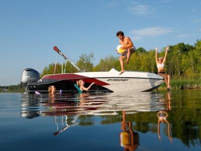 Power Boats - 2021 Starcraft SVX 231 DH for sale in Deltaville, Virginia