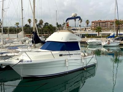 2005 Starfisher 840 Flybridge for sale in Sant Andreu de Llavaneres, Spain at $60,514