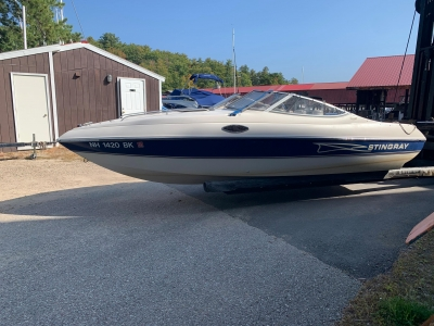 Power Boats - 1999 Stingray 200 Cs for sale in Gilford, New Hampshire at $6,200