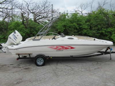 2016 Stingray 212 SC for sale in Indianapolis, Indiana at $22,500