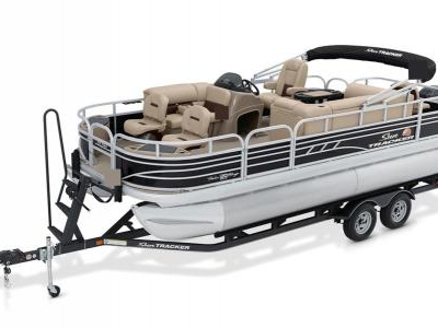 Power Boats - 2020 Sun Tracker Fishin' Barge 20 DLX for sale in Rochester, New York at $23,595