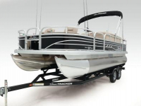 2020 Sun Tracker Fishin' Barge 20 DLX for sale in Rochester, New York (ID-85)