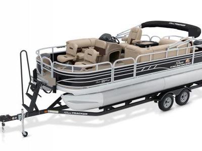 2020 Sun Tracker Signature Fishing Barge 20 w/90ELPT 4S CT for sale in LaGrange, Georgia