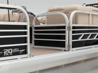 2020 Sun Tracker Signature Fishing Barge 20 w/90ELPT 4S CT for sale in Milledgeville, Georgia (ID-124)