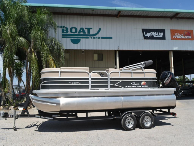 2019 Sun Tracker Party Barge 20 DLX for sale in Marrero, Louisiana at $27,275
