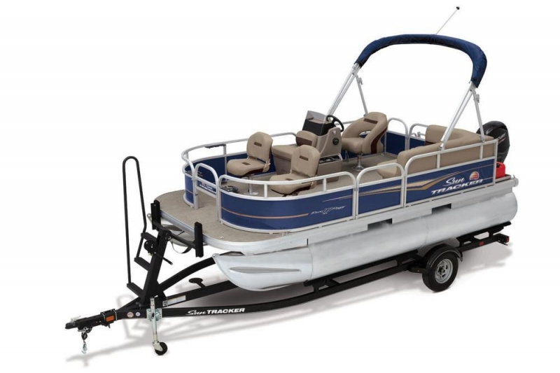 2021 Sun Tracker BASS BUGGY 16 XL SELECT for sale in Lake Placid, Florida (ID-611)