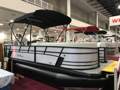 Power Boats - 2020 SunChaser Geneva Fish 22 Fish DLX for sale in Wixom, Michigan