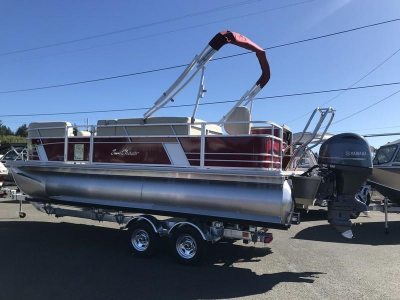2019 SunChaser Geneva 20 CNF for sale in Coos Bay, Oregon at $40,828