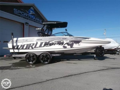 2013 Supra SA550 Worlds Edition for sale in Commerce Township, Michigan at $95,000