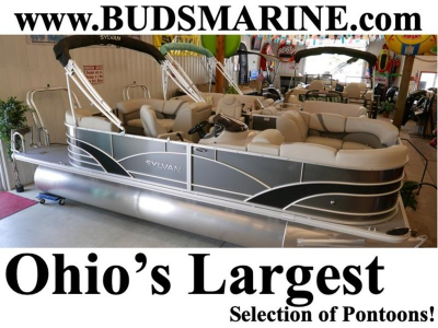 2019 Sylvan 8520 LZ LE for sale in Huntsville, Ohio at $41,900