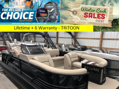 2020 Sylvan S3 CLZ for sale in Bloomsburg, Pennsylvania