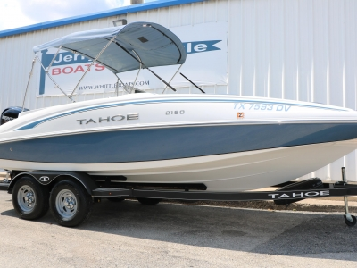 2017 Tahoe 2150 for sale in Lewisville, Texas at $34,988