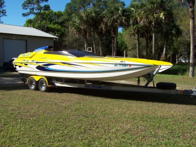 1997 Talon 25 Sport Catamaran for sale in Alva, Florida at $52,500