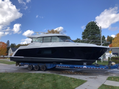 Power Boats - 2021 Tiara Yachts C49 Coupe for sale in Harbor Springs, Michigan