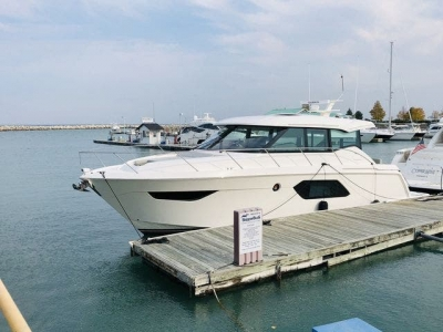 Power Boats - 2021 Tiara Yachts 49Coupe for sale in Winthrop Harbor, Illinois