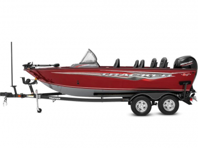 2020 Sun Tracker Targa V-18 Combo for sale in Linwood, Michigan at $36,620