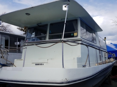 Power Boats - 1974 Trojan Houseboat for sale in Alexandria Bay, New York at $12,000