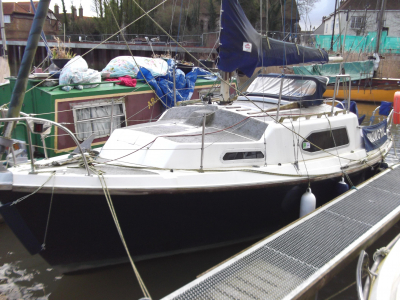 Power Boats - 1975 Vivacity 24 (available) for sale in Sandwich, Kent at $5,015