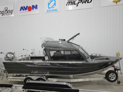 """2020 Weldcraft 240 Maverick DV """"Great Lakes Edition"""" In Stock for sale in Grand Haven, Michigan"""