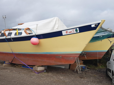 Power Boats - 2004 Wharram Tangaroa (available) for sale in Sandwich, Kent at $37,656