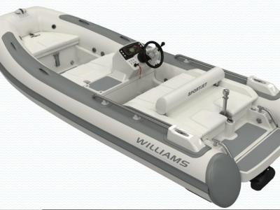2021 Williams Jet Tenders Sportjet 435 for sale in Sag Harbor, New York