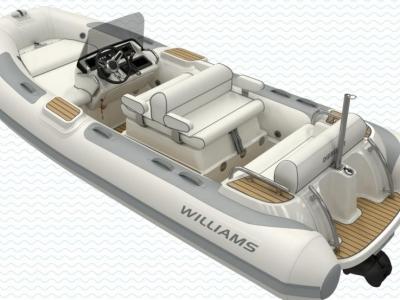 2021 Williams Jet Tenders Dieseljet 445 for sale in Sag Harbor, New York