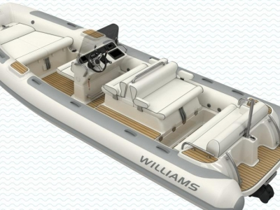 Power Boats - 2021 Williams Jet Tenders Dieseljet 625 for sale in Pompano Beach, Florida